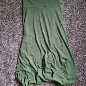 Lularoe Maxi Skirt M